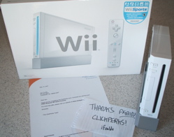 Nintendo Wii from ClickPerks