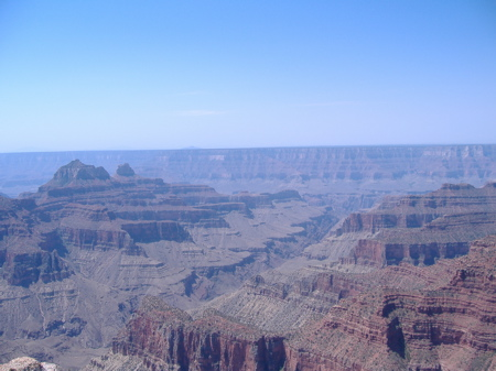 Grand Canyon from Angels Point