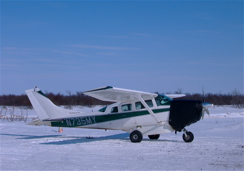 Vanderpool Air Cessna 206