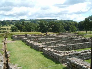 Chesters Roman Fort again