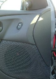 JBL components installed