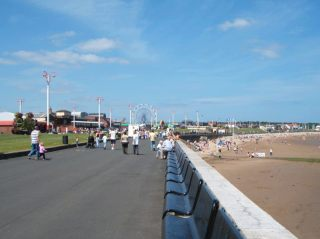 Seaburn sea front